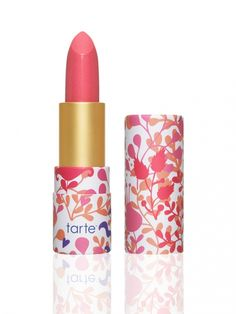Inspired by the whimsical colors of the Amazon and infused with naturally-derived ingredients from its lush vegetation, these Amazonian butter lipsticks add a splash of rich color and creamy shine for a perfect pout.