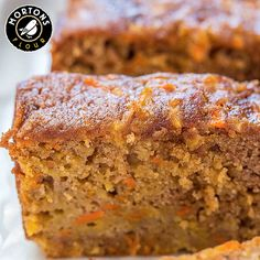 Carrot and Orange Loaf by Mortons #BakeWithMortons