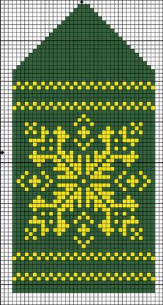 Mittens Pattern, Knit Mittens, Mitten Gloves, Knitting Socks, Knitting Charts, Knitting Stitches, Knitting Needles, Knitting Patterns, Stitch Doll