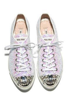 Miu Miu sneakers. Need for summer