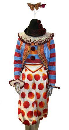 Trouser Role- Vintage Clown by CJDL Design