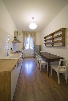 Apartment 302 kitchen!
