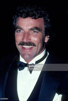 Tom Selleck circa 1982 in Los Angeles, California.