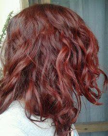 Hennè tono rosso freddo