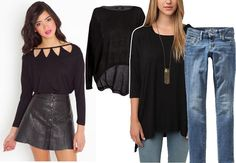 Pretty Little Liars: Emily's Style