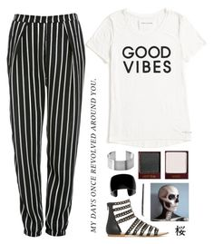 """""""Time new wen emiT"""" by clea69 ❤ liked on Polyvore featuring Tommy Hilfiger, Glamorous, Maria Dorai Raj, LORAC and Dear John"""