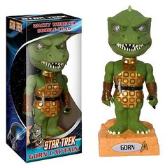 Gorn Captain - Star Trek (The Original Series) - Wacky Wobbler Bobble-Head @ niftywarehouse.com