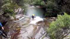 Canyoning in the french Alps (GoPro edit)