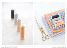 Souvenir Foto School: Day 21 - T forThread - Home - Creature Comforts - daily inspiration, style, diy projects + freebies