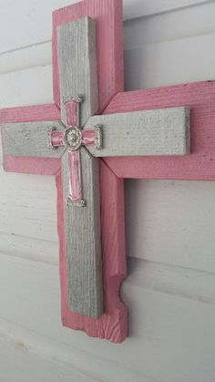Hey, I found this really awesome Etsy listing at https://www.etsy.com/listing/217879772/small-rustic-wood-wall-cross-holiday
