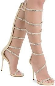 giuseppe zanotti calliope high sandals