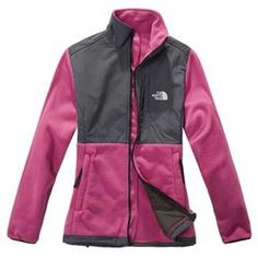 KnowInTheBox - High Quality The North Face Denali Deeppink Jacket From China