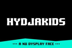 HYDJAKIDS by ANDR35 on @creativework247