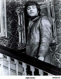 Roddy McDowell in the original NIGHT GALLERY-used to be one of my favorites when I was a kid. :)