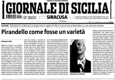 17 marzo 2010 - Giornale di Sicilia -
