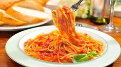 macarronada com molho de tomate - Google Search