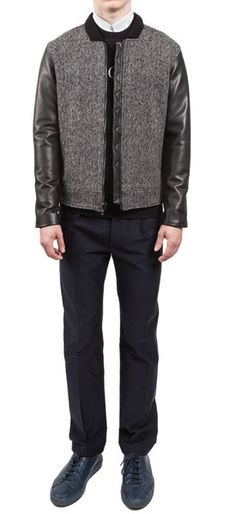 Timo Weiland Joey Tweed Bomber