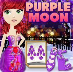 Purple Moon is our newest VIP Collection, and it's available now! REPIN if you love!
