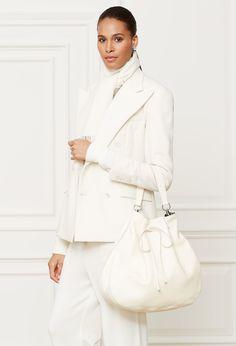 Ralph Lauren Accessories Hobo Handbag