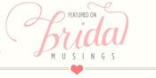 Zee & Cee Photography | Featured on Bridal Musings | Wedding Blog