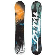 Nitro Mystique Snowboard - Women's 2015 from evo.com