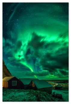'Eggum Aurora II' by Reinold Gober