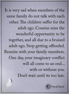 Pin On Family Conflicts And Emotions