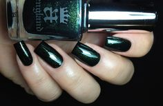 """A England """"The Gothic Beauties"""" 2012 Collection - Tess d'Ubervilles nail polish"""