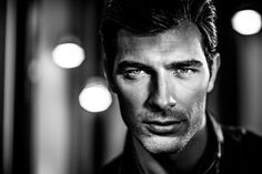Esika asked professional portrait photographer Andy Batt to fly to New York and photograph top model Cory Bond for it's catalog.