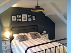 An inspirational image from Farrow and Ball. Clunch No 2009 and Down Pipe No 26