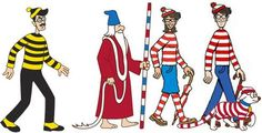 Image result for where's waldo family costumes