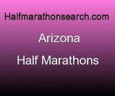 #arizona www.halfmarathonsearch.com Half Marathon Calendar USA photos from runners, swag, bling, fun running photos and more.  #halfmarathon #running #bling