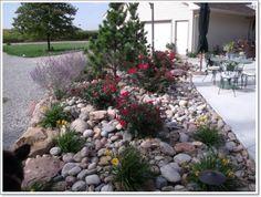 30 Beautiful Rock Garden Design Ideas...