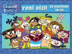 Nickelodeon Turkey To Premiere Bunsen Is A Beast On Monday 26th June 2017