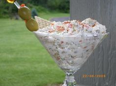 Dirty Martini Dip