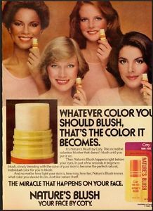 1977 Nature's Blush by Coty