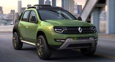 carro novo: Novo Renault Duster 2014