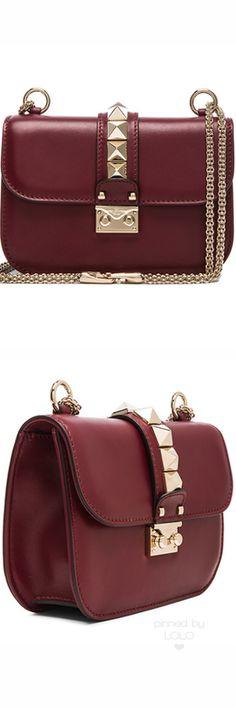 Valentino Small Lock Shoulder Bag | LOLO❤︎