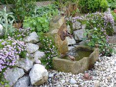 Great Dekorative Wandbrunnen