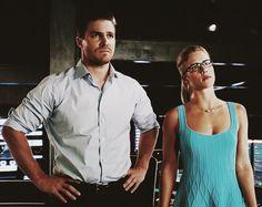 Arrow - Oliver & Felicity #5.1 #Olicity
