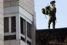 ocupacion de casas palestinas