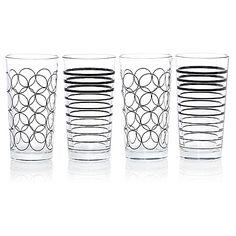 George Home Hiball Glasses - 4 Pack