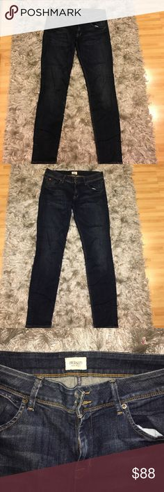 Hudson 👖 Size 30 dark blue Hudson 👖! In brand new condition only worn twice! Hudson Jeans Pants