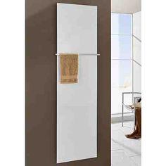 Design Badheizkörper »Mirror Steel« Heizkörper Modern, Badezimmer Heizung,  Moderne Heizkörper,