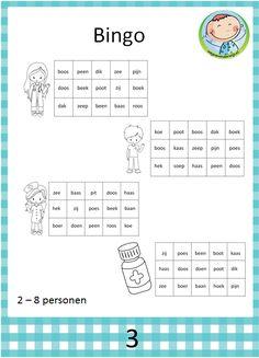 Learn Dutch, Beach Illustration, Bingo, Kids Learning, Spelling, Homeschool, Crafts For Kids, Language, Study