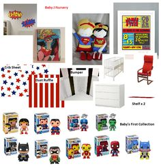 Superhero Nursery-