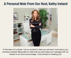 """Emerging Designer and the Next Big Thing in Fashion"" #luxtrada #kathyIreland #showtime"