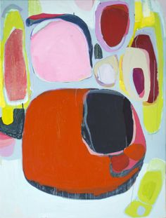 "Saatchi Art Artist: Claire Desjardins; Acrylic 2013 Painting ""Across The Date Line"""