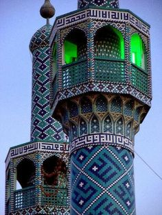 Yazd city, Iran