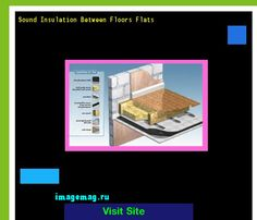 Sound Insulation Between Floors Ceiling 171321   The Best Image Search |  Imagemag.ru | Pinterest | Insulation